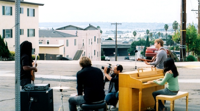 The very first Streetside Session