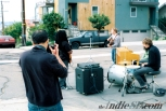 Behind the Scenes, filming with San Diego based band Social Club