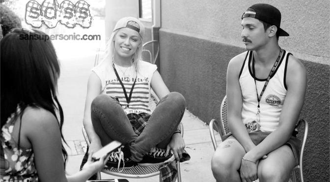 Warped Interviews: Tonight, we are Alive!