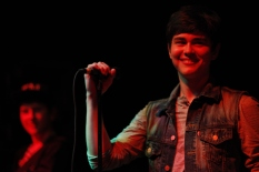 Before You Exit performs live in San Diego, CA
