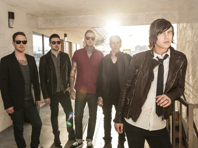 Sleeping With Sirens' new album Feel
