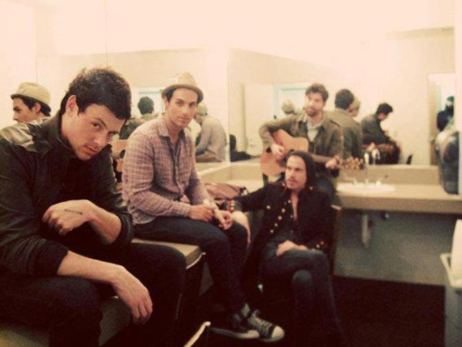 Meet and Greets: Cory Monteith was in an indie rock band