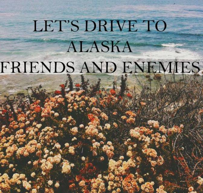 The Theme Song this Week is by Let's Drive to Alaska