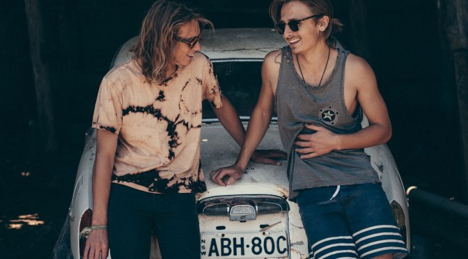 Sunday Funday: Lime Cordiale hits Soda Bar