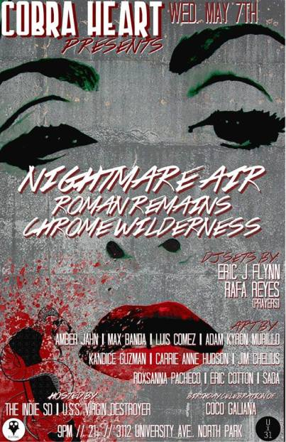 cobraheart-nightmare-air-roman-remains-the-indie-sd