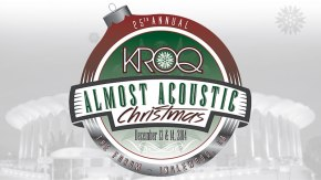 The 25th Annual KROQ Almost Acoustic Christmas Lineup & EventDetails