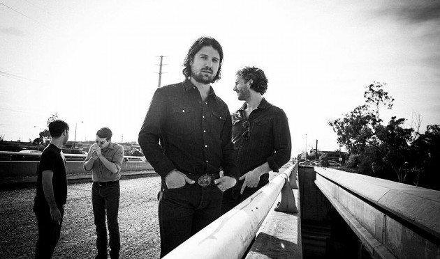 """The Cerny Brothers premiere new track, """"The Kid"""""""