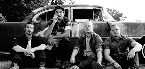 Deaf Rhino release new album, Dirt, Rust, Chaos today