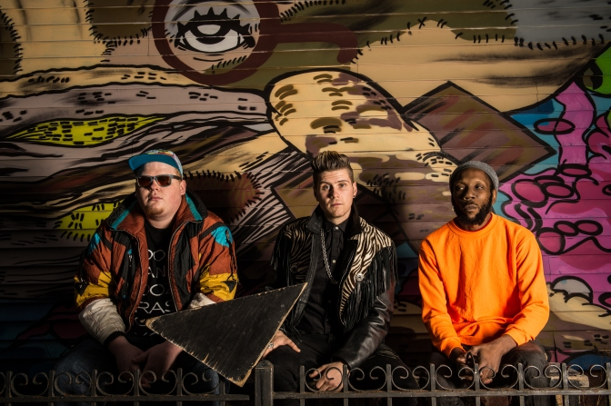 You've never heard anything like Too Many Zooz